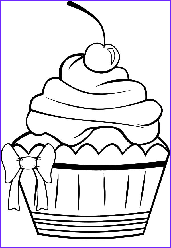Bow Tie Coloring Page Elegant Photography Chocolate Cake