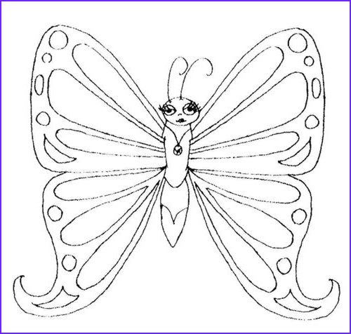monarch butterfly coloring pages for