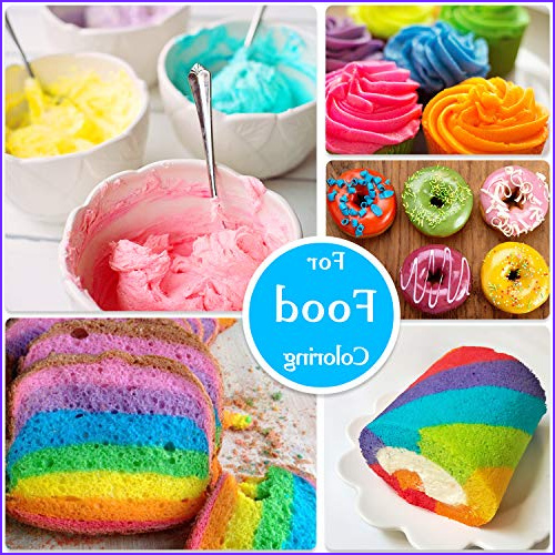 Can You Color Fondant With Food Coloring Best Of Photos 18 Food Coloring Color Neon Cake Set For Baking