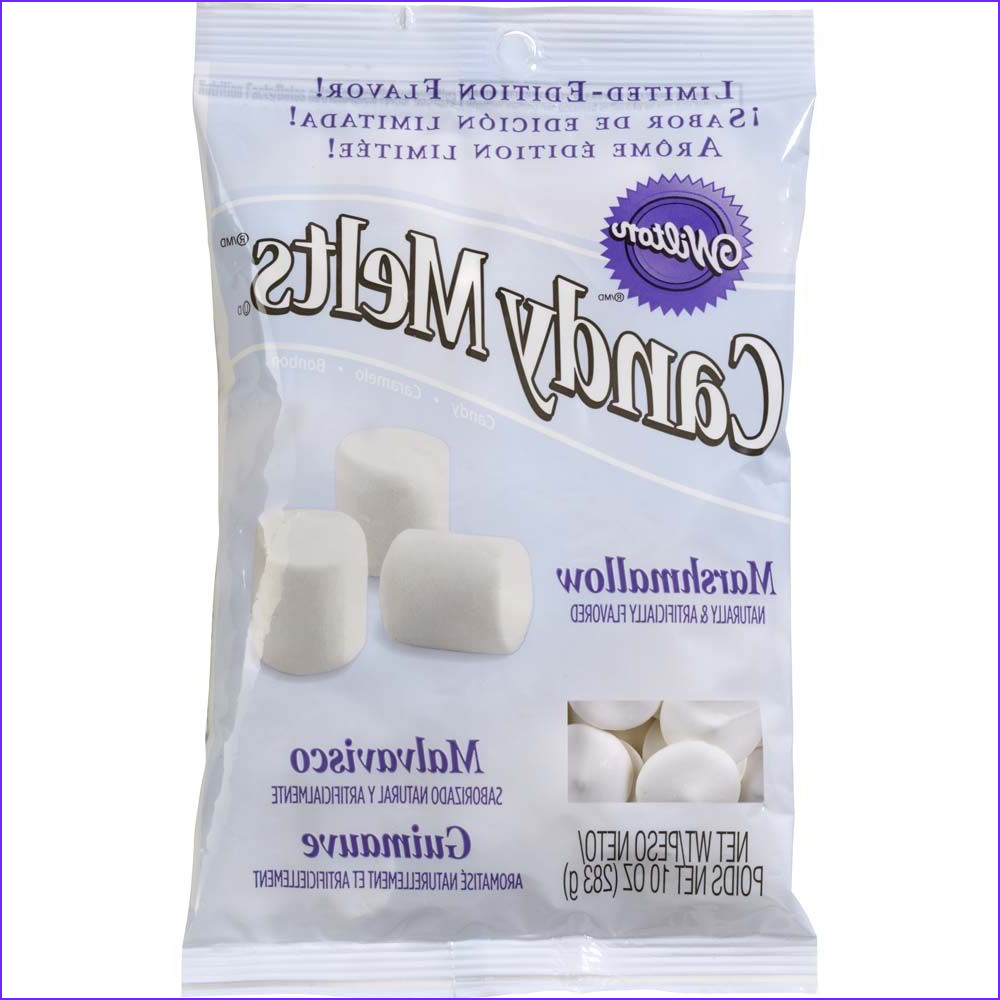 Candy Melts Food Coloring Luxury Images Limited Edition Marshmallow Candy Melts Candy