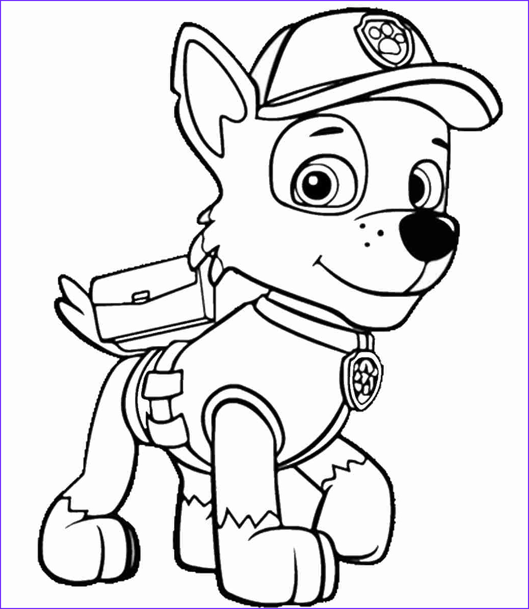 chase coloring page encourage improved lihatsinopsis and also 18