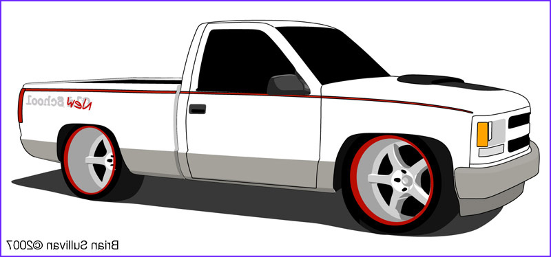 Chevy Silverado Coloring Page Cool Photography 1988 Chevy Truck