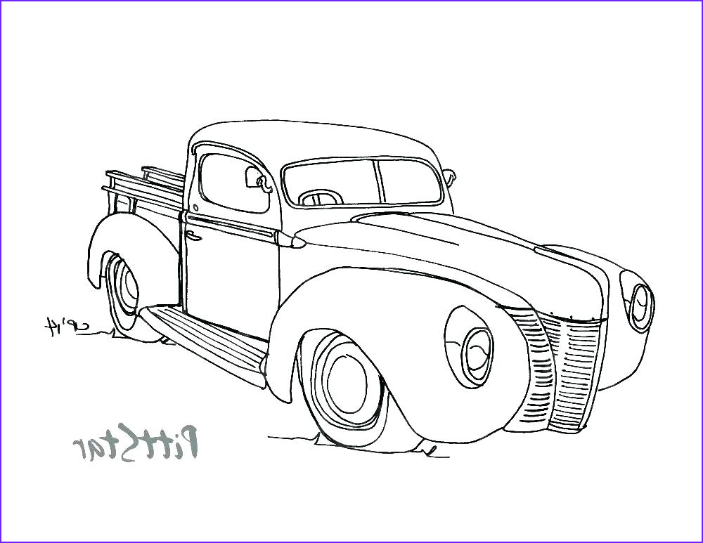 Chevy Silverado Coloring Page Cool Photography Chevy Silverado Coloring Pages at Getcolorings