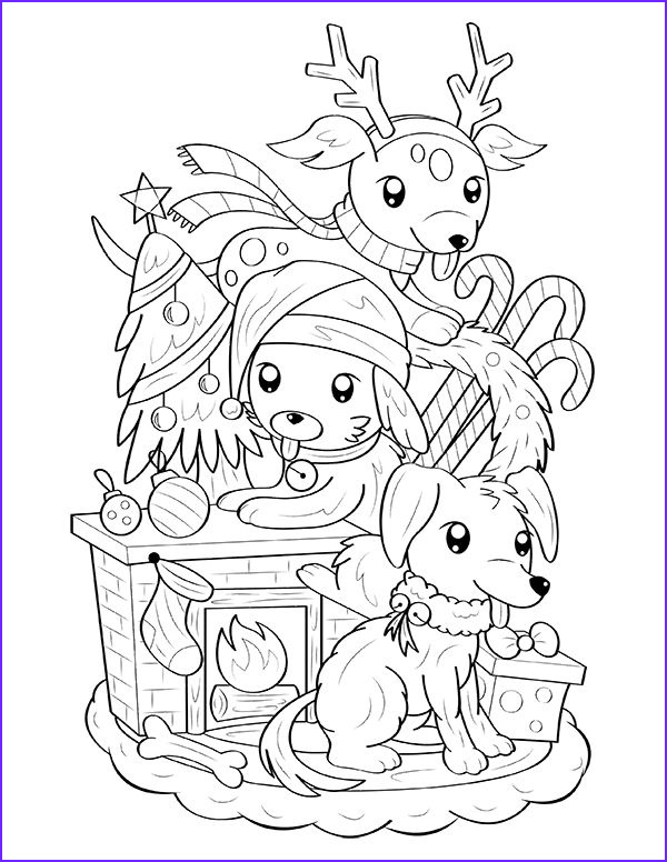 Children's Christmas Coloring Page Unique Images Pin by Muse Printables On Coloring Pages