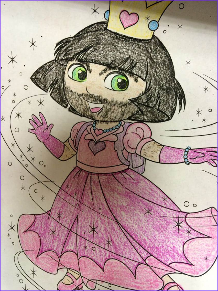 adults do children funny coloring books