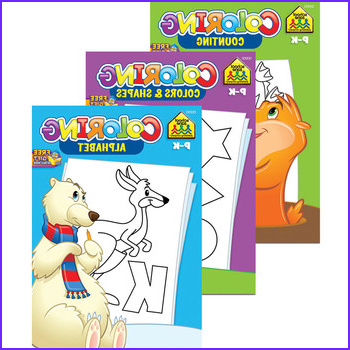 wholesale childrens activity and coloring books