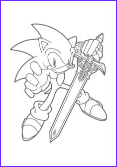 Coloring Book Cd Beautiful Stock Free Printable Sonic The Hedgehog Coloring Pages For Kids