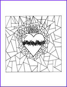 Coloring Book organizer Unique Stock Seven sorrows and Immaculate Heart Of Mary Free Printables