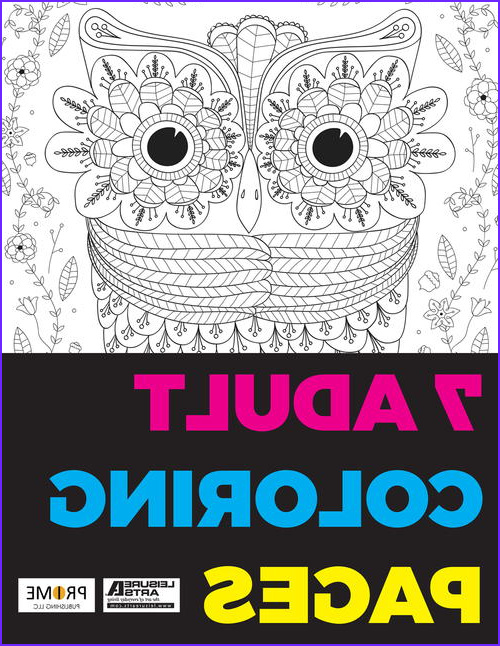 Coloring Book Page for Adults to Print Cool Photos 7 Adult Coloring Pages Free Ebook