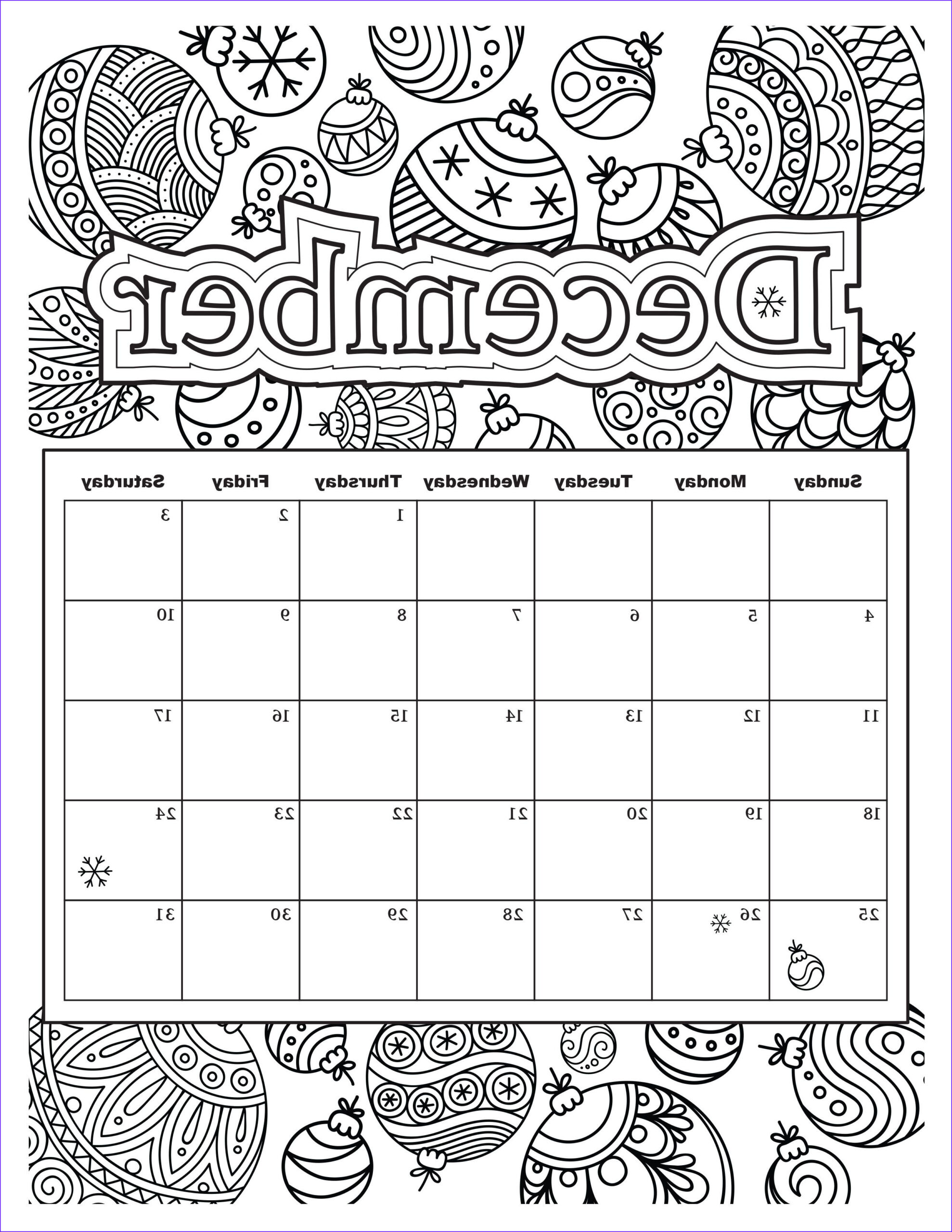 Coloring Calendar 2018 Luxury Photos Free Download Coloring Pages From Popular Adult Coloring