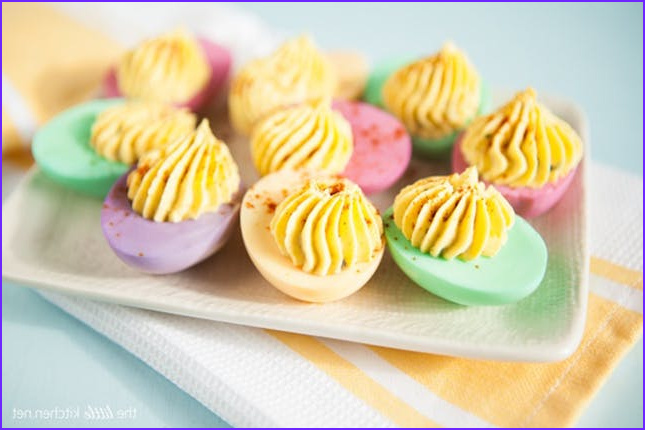 Coloring Deviled Eggs Awesome Collection Break Out the Food Coloring for these 25 Bright Rainbow