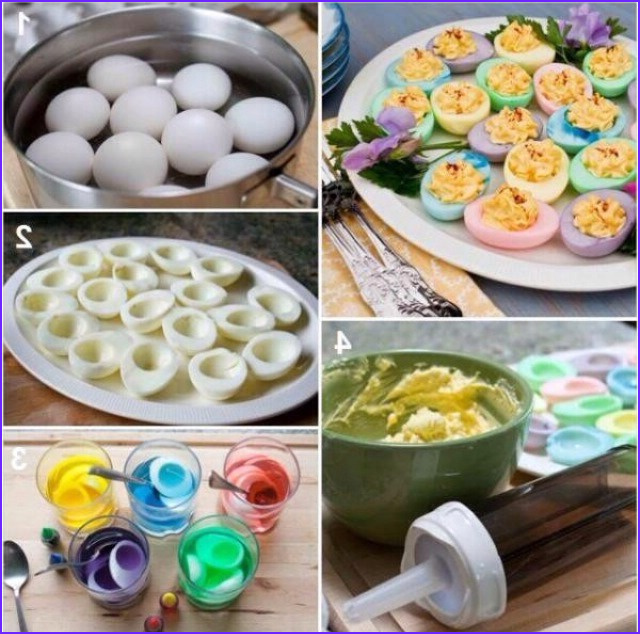 Coloring Deviled Eggs Best Of Gallery Colored Deviled Eggs