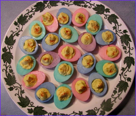 Coloring Deviled Eggs Elegant Gallery Colored Deviled Eggs – Les Oeufs Mimosa