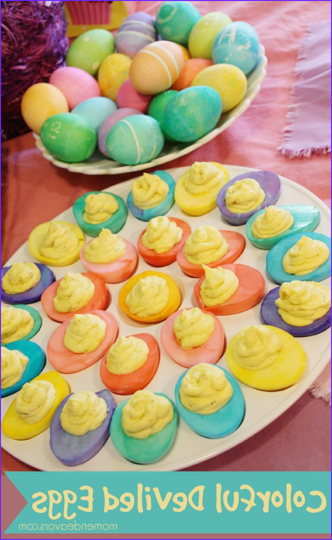 Coloring Deviled Eggs New Photos Recipes for the Ultimate Easter Brunch Dish Up Love