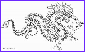 Coloring Page Dragons Best Of Photos Printable Dragon Coloring Pages for Kids