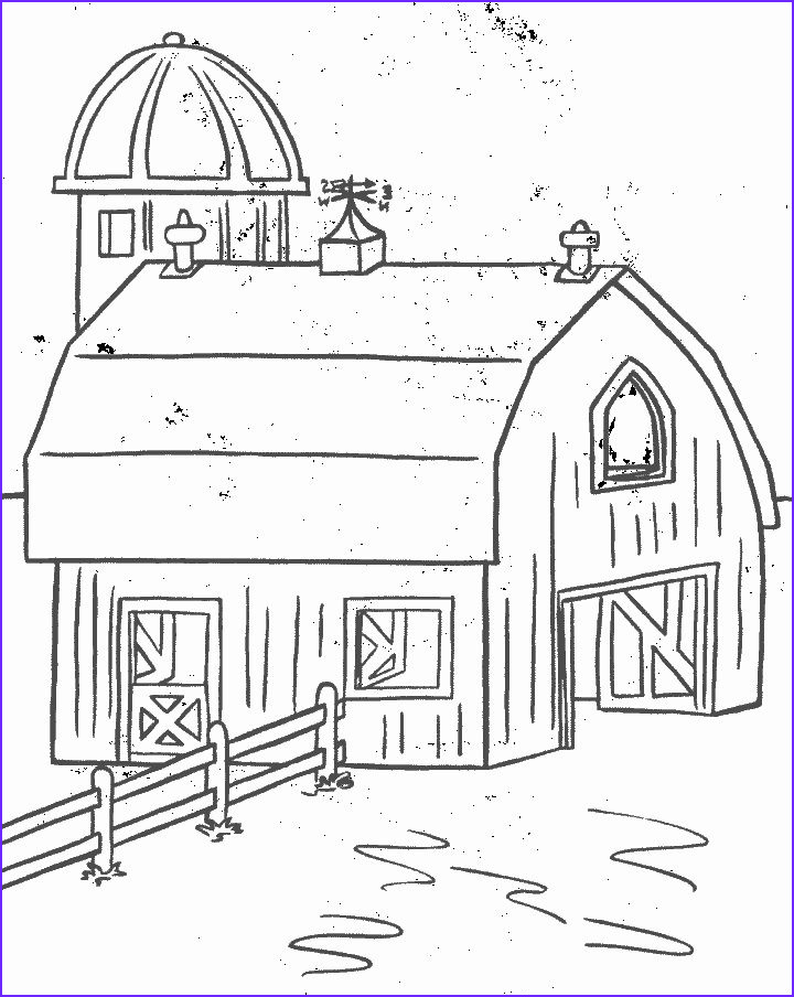 Coloring Page Farm New Image Diy Farm Crafts And Activities With 33 Farm Coloring