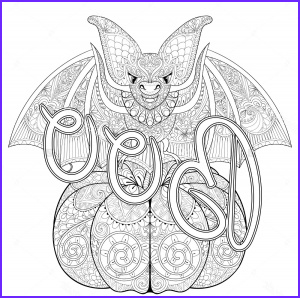Coloring Page for Adults Halloween Beautiful Photos Halloween Coloring Pages for Adults