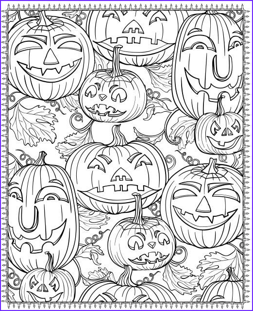 Coloring Page for Adults Halloween Beautiful Photos Pumpkin Coloring Pages for Adults