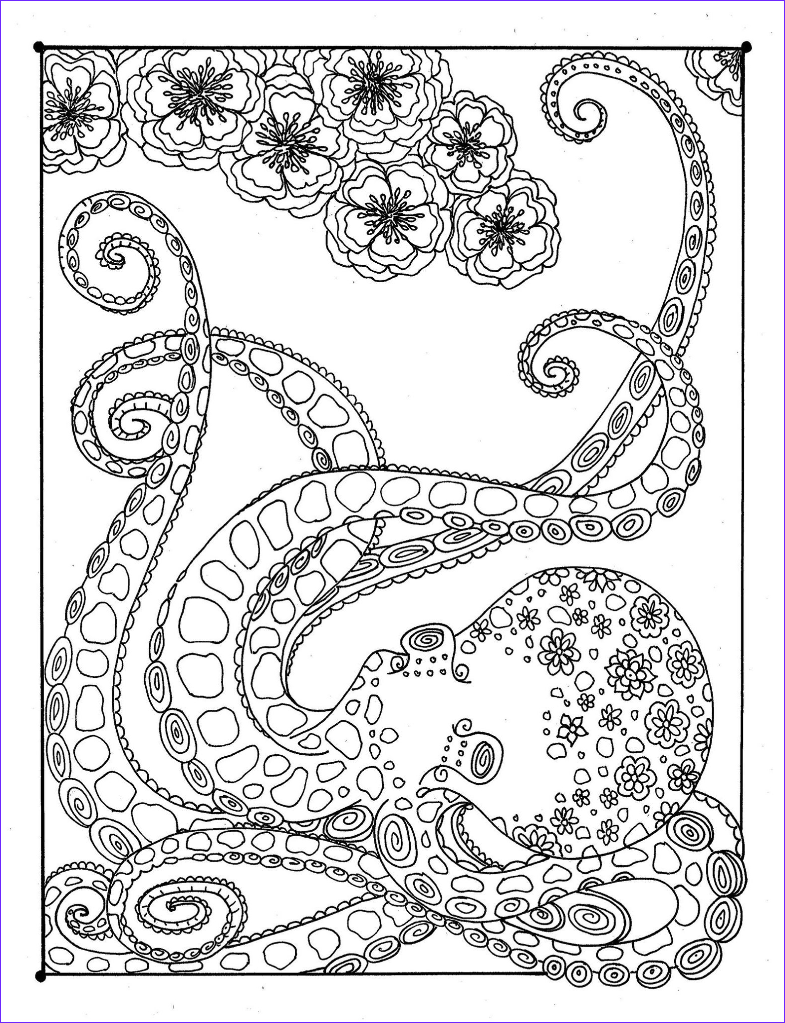 Coloring Page for Adults Printable Luxury Images Free Printable Abstract Coloring Pages for Adults