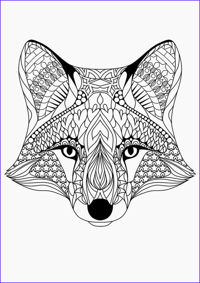 Coloring Page for Adults Printable Unique Photos Free Printable Coloring Pages for Adults 12 More Designs