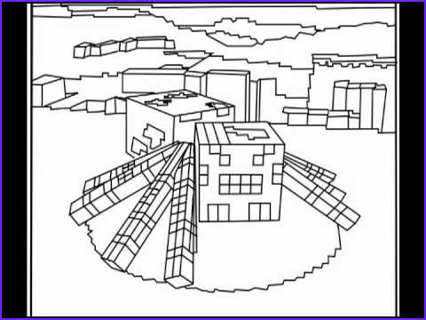 Coloring Page for Minecraft Beautiful Stock Minecraft Coloring Pages