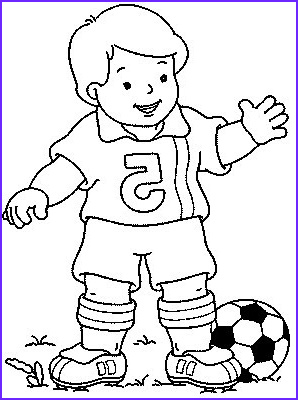 player kids coloring pages