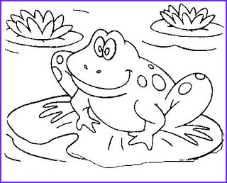 Coloring Page Of Frogs Beautiful Collection Inkspired Musings It S Hard to Be Green