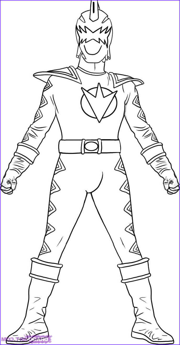 Coloring Page Of Power Rangers Elegant Collection Free Printable Power Rangers Coloring Pages for Kids