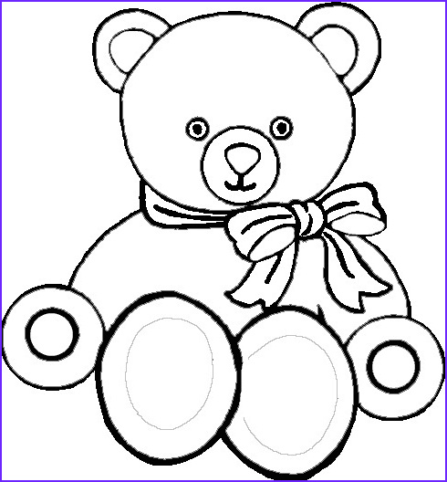 Coloring Page Of Teddy Bears Elegant Photos Free Printable Teddy Bear Coloring Pages – Technosamrat