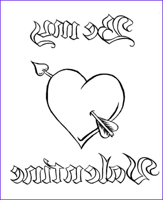 valentinesdaycoloringpages