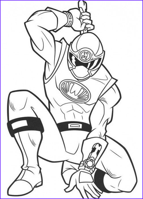 Coloring Page Power Ranger Best Of Gallery Power Rangers Ninja Storm Coloring Page