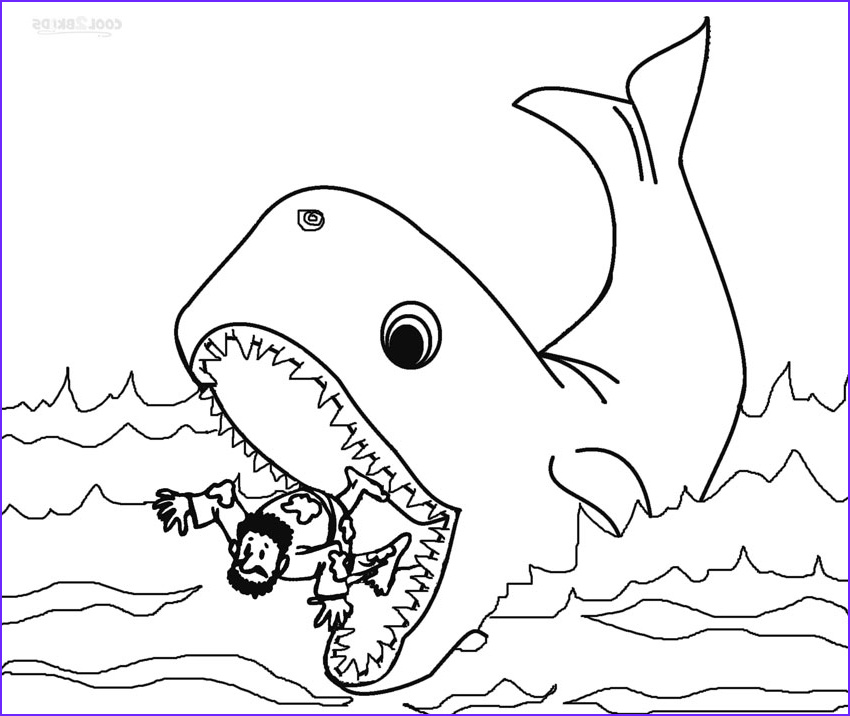 Coloring Page Whales Awesome Photography Printable Jonah And The Whale Coloring Pages For Kids