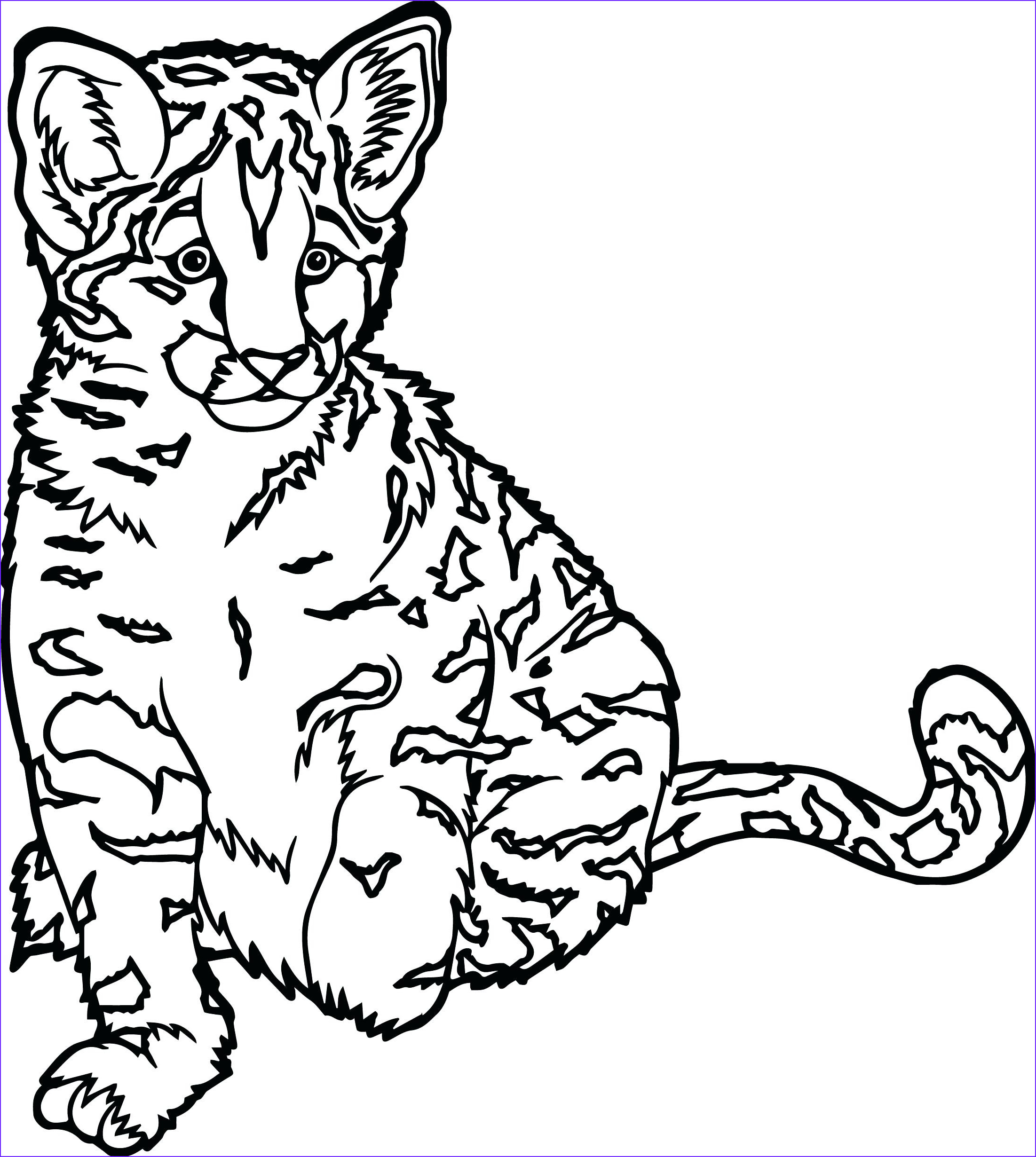 Coloring Picture Of Cats Luxury Image Cat Coloring Pages Download