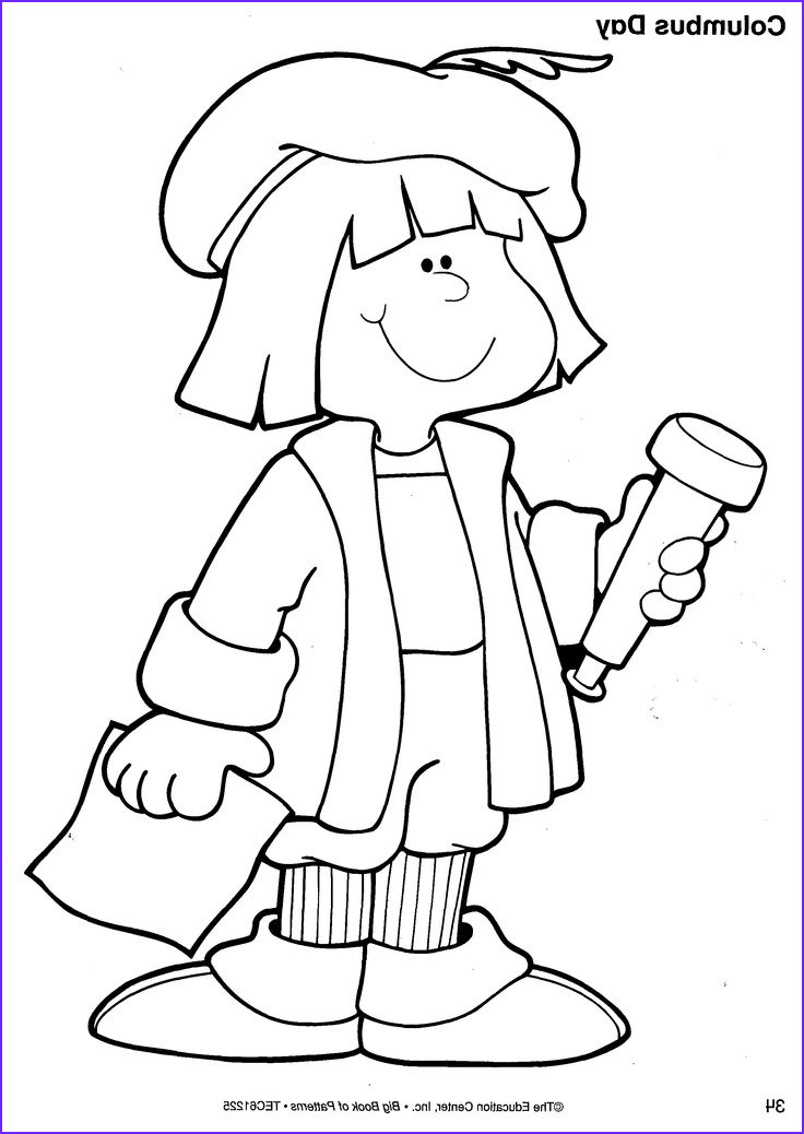 Columbus Coloring Page Beautiful Photos 16 Best Christopher Columbus Images On Pinterest