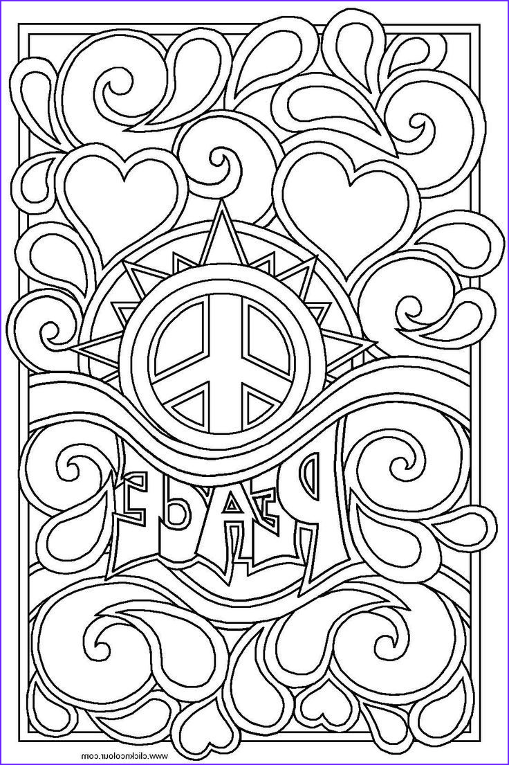 Cool Coloring Book Page Best Of Collection Detailed Coloring Pages Sketches
