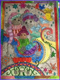 Creatures Of Beauty Coloring Book Luxury Collection Pin by Erna Piatek On Creatures Of Beauty Coloring Book