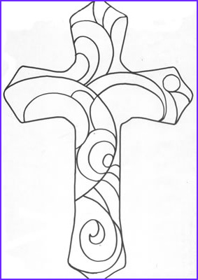Cross Templates for Coloring Beautiful Gallery Mosaic Cross Mosaic Crafts Crafty Corner