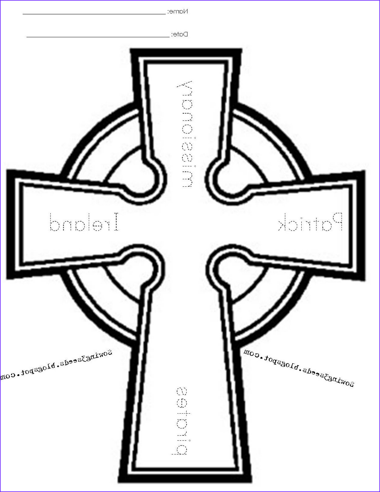 cross coloring pages for adults sketch templates