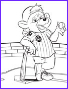 Cubs Coloring Page Unique Gallery Clark S Crew Fun And Games