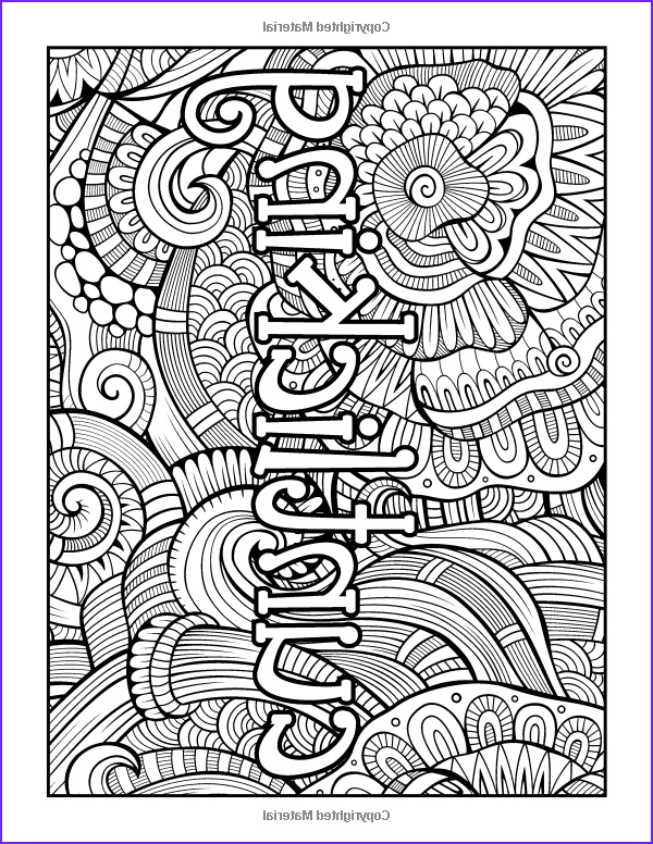 Cursing Adult Coloring Book Cool Photos Amazon Swear Word Stress Relieving Coloring Book 37