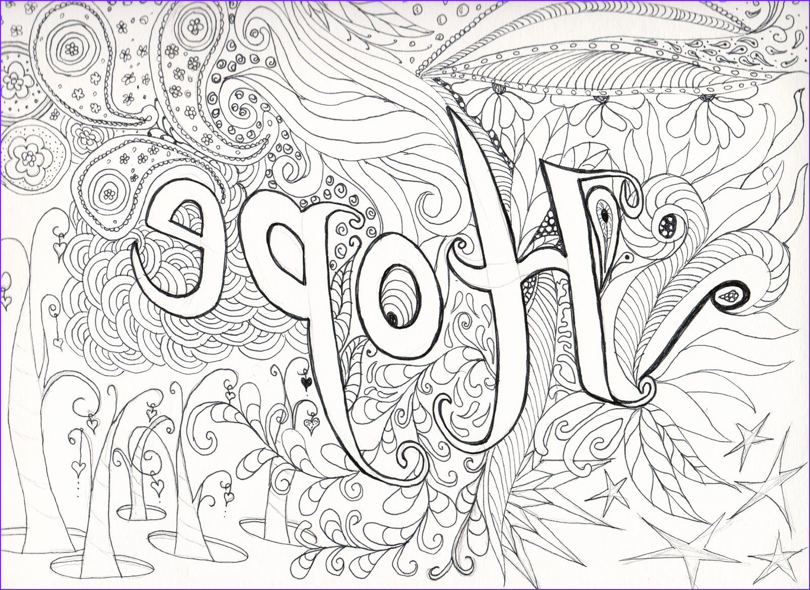 Difficult Coloring Book Beautiful Image Hard Coloring Pages Free
