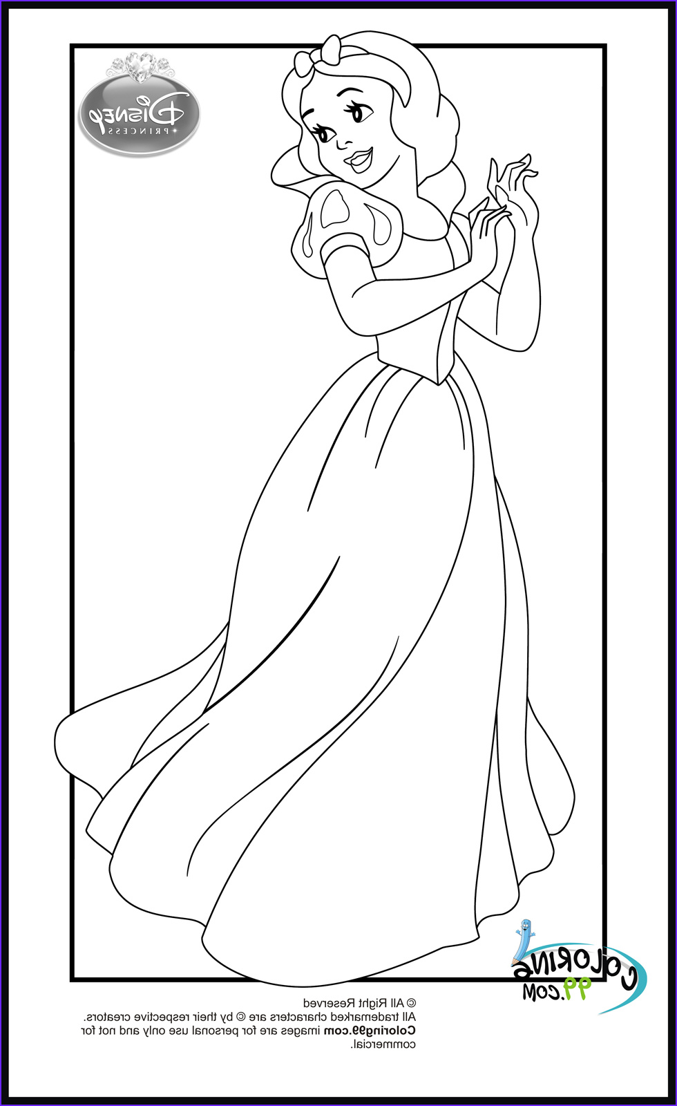 Disney Coloring Printables Best Of Images Disney Princess Coloring Pages