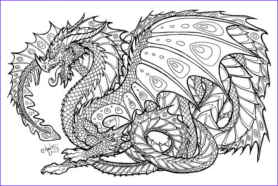 Dragonfly Mandala Coloring Page Awesome Collection Pin Celtic Mandala Dragon On Pinterest