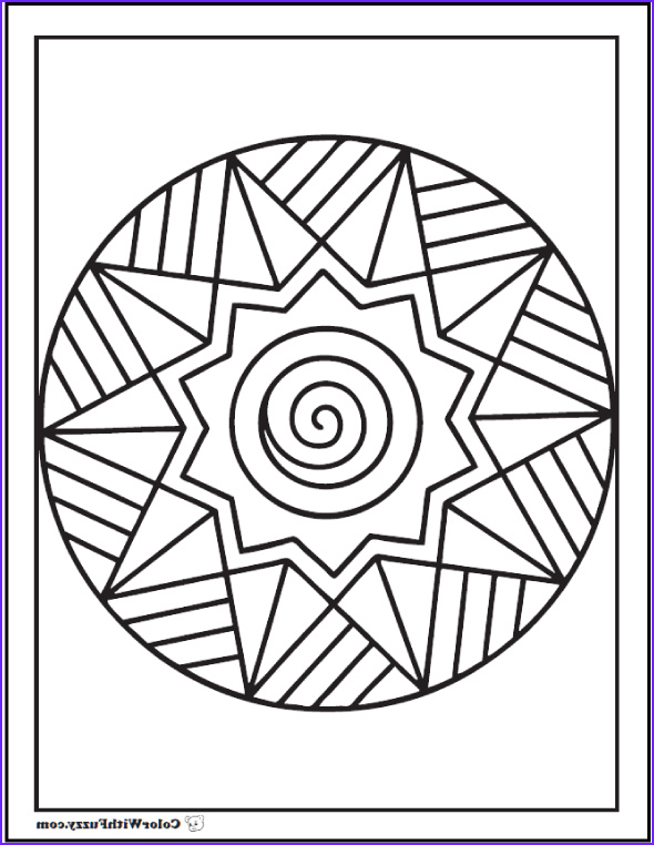 Easy Adult Coloring Book Best Of Collection 42 Adult Coloring Pages Customize Printable Pdfs