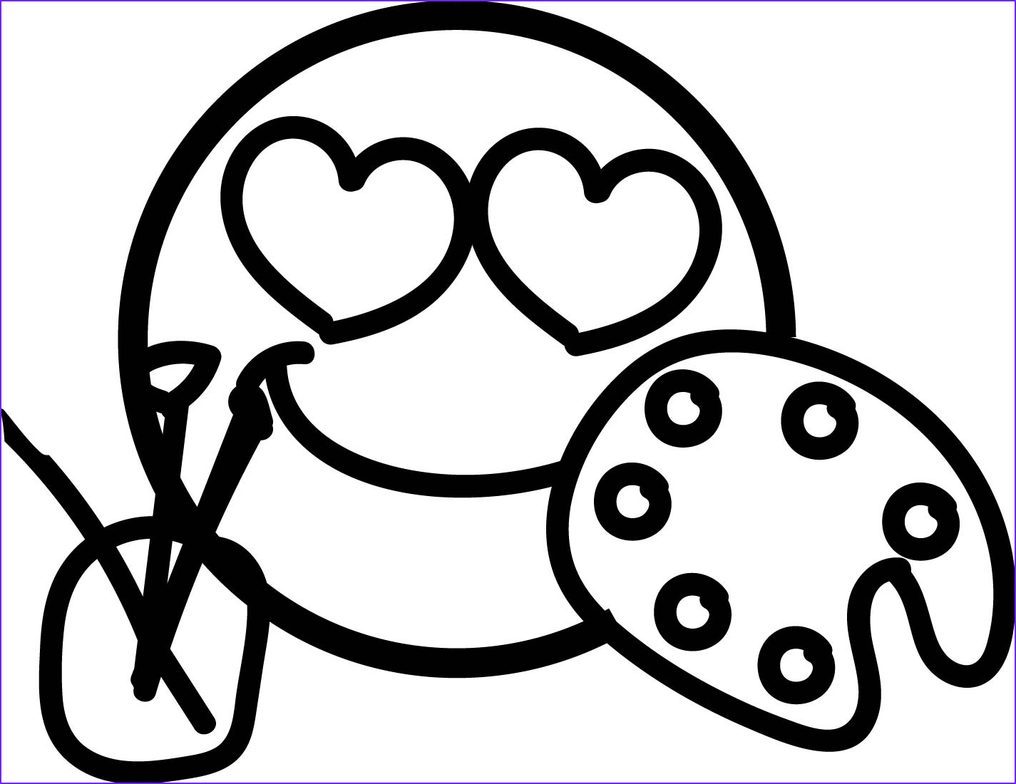 coloring pages all coloring emojis sketch templates