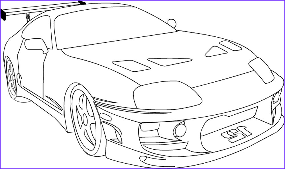 Fast and Furious Coloring Page Inspirational Photos Fast and Furious Coloring Pages