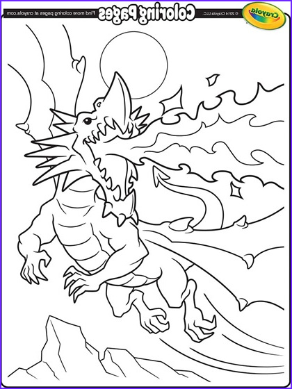 Fire Breathing Dragon Coloring Page Beautiful Photos Fire Breathing Dragon Coloring Page