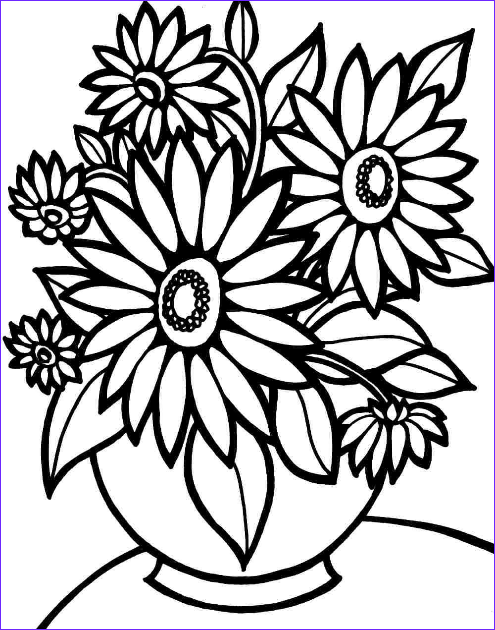Flower Coloring Sheet New Photos Pin by Hema On Drawing