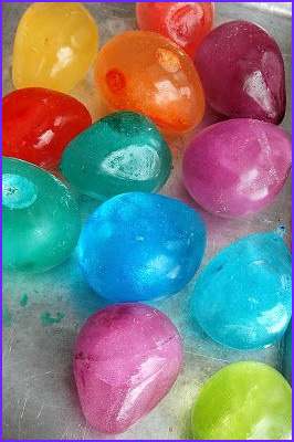 Food Coloring Water Balloons Cool Collection Colored Glass Fill Balloons with Water Food Coloring