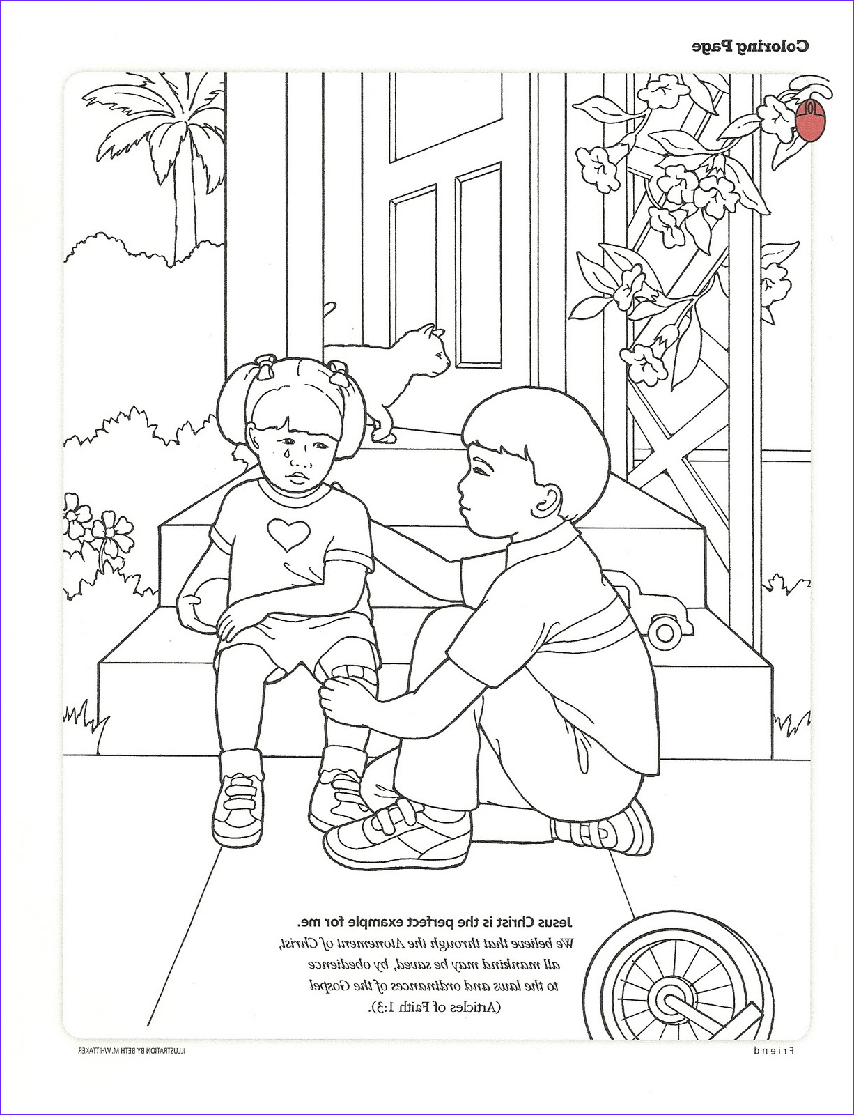 Forgiveness Coloring Sheet Elegant Photos Happy Clean Living Primary 3 Lesson 23